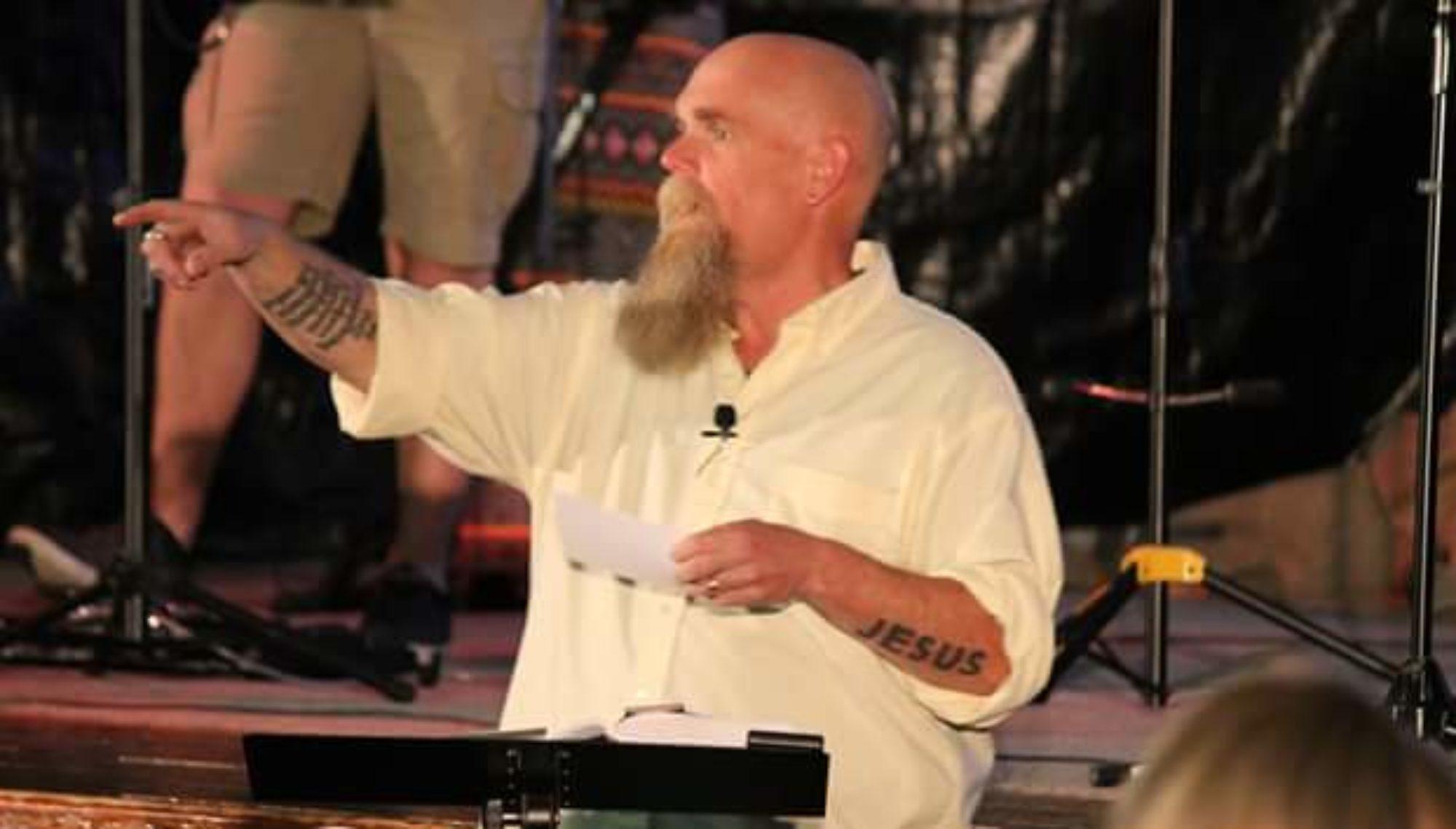 Pastor Glenn Scott